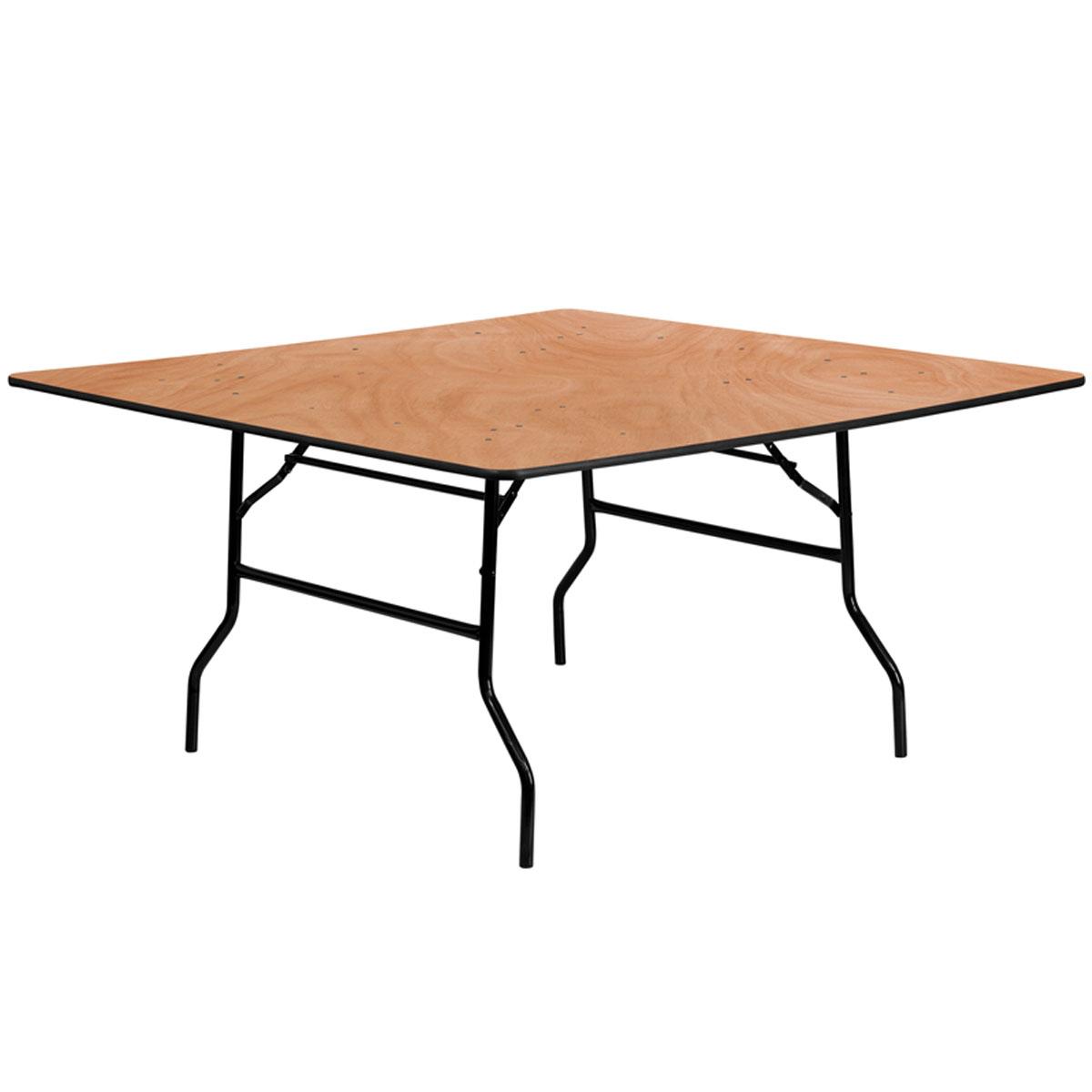 Table Pliante Rectangle Bois 153 X 46 Cm Vente De
